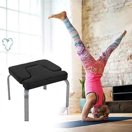 Yoga Hocker Kopfstandhocker Kopfstand Yogastuhl Yoga Kopfstand Bank Yoga Inversion Stuhl Hocker Handstand Fur Family Gym Entlasten Sie Mudigkeit