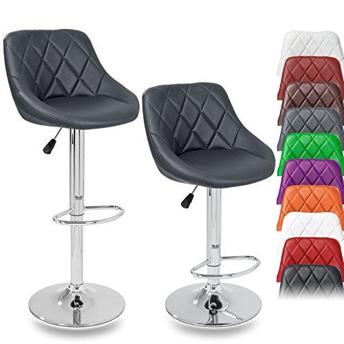 barhocker mit lehne h henverstellbar. Black Bedroom Furniture Sets. Home Design Ideas