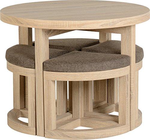 hocker aus massiver eiche ge lt natur oder s gerau kaufen. Black Bedroom Furniture Sets. Home Design Ideas
