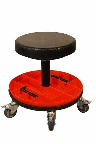 werkstatthocker mit ablagefl chen. Black Bedroom Furniture Sets. Home Design Ideas