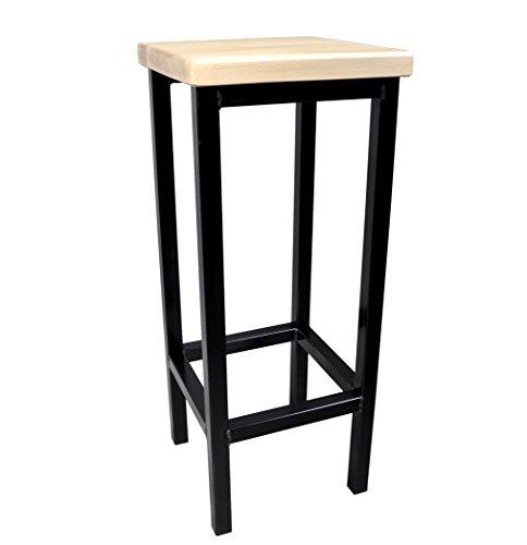 sch ner barhocker aus buche. Black Bedroom Furniture Sets. Home Design Ideas