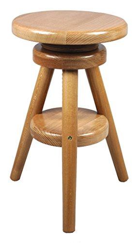 Barhocker holz mit oder ohne lehne for Stuhl mobel