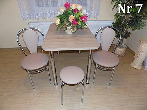 esstisch mit hocker baumstamm tisch selber machen. Black Bedroom Furniture Sets. Home Design Ideas