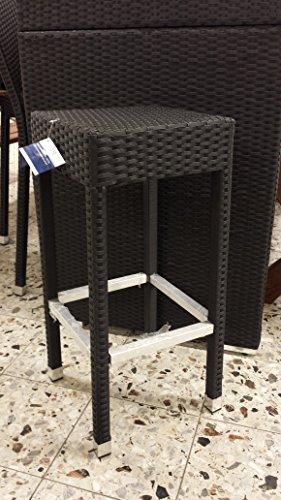 g nstig barhocker rattan h henverstellbar kaufen. Black Bedroom Furniture Sets. Home Design Ideas
