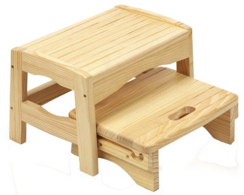 Tritthocker Aus Holz