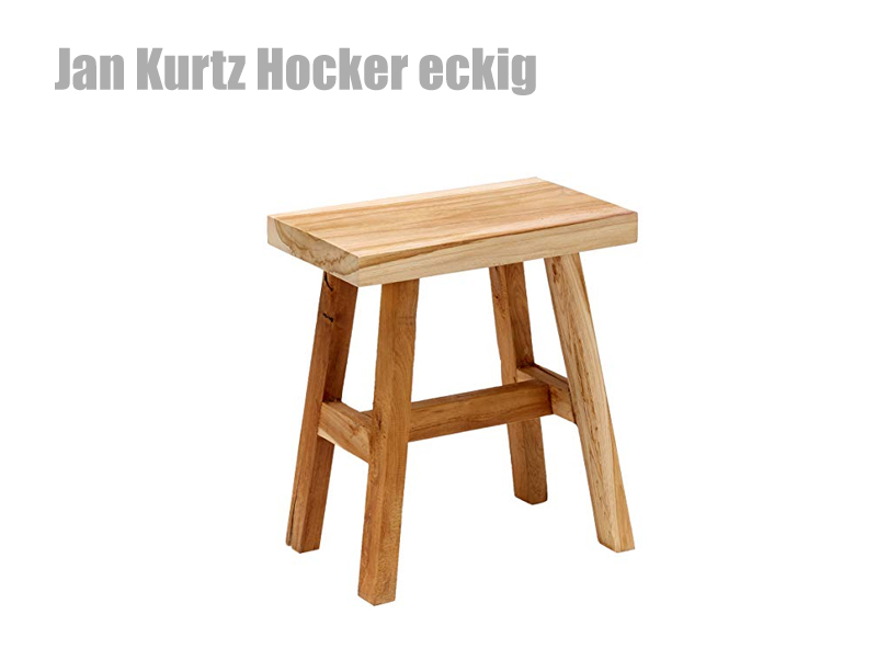 Jan Kurtz Hocker eckig