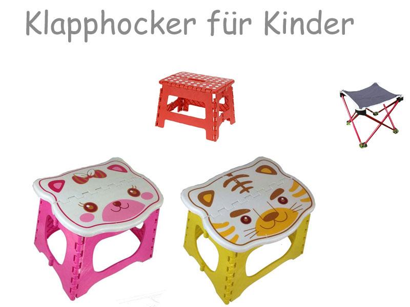 klapphocker f r kinder. Black Bedroom Furniture Sets. Home Design Ideas