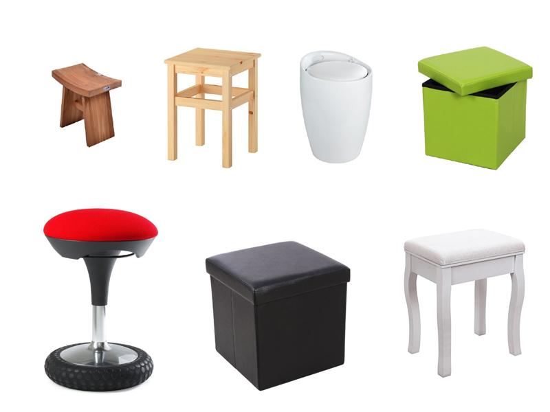 sitzhocker sitzw rfel g nstig kaufen. Black Bedroom Furniture Sets. Home Design Ideas