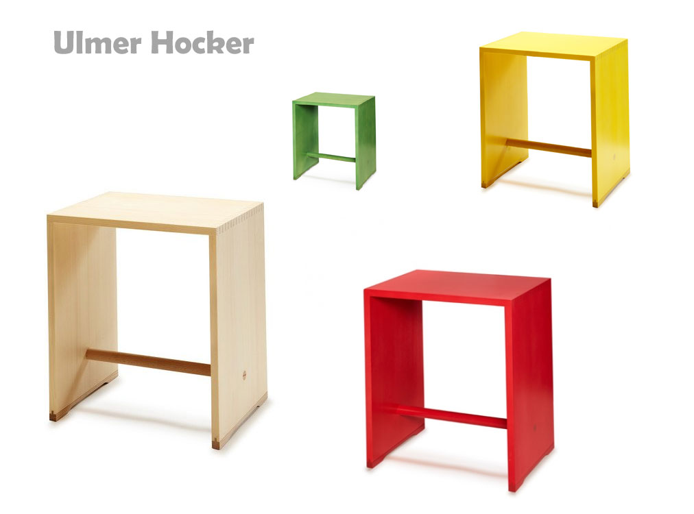 ulmer hocker der multifunktionshocker. Black Bedroom Furniture Sets. Home Design Ideas